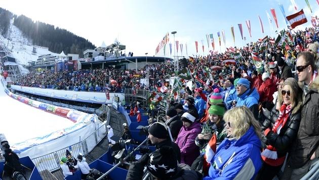 RH: Heftige Kritik an Organisation der Ski-WM 2013 (Bild: APA/ROBERT PARIGGER)