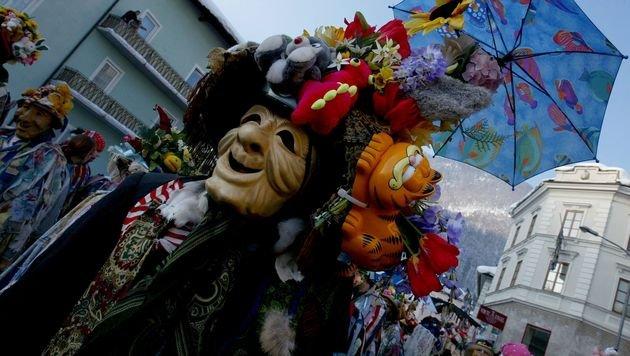 Sbg: Dorfposse um Watschn unter Lokalpolitikern (Bild: APA/RUBRA (Symbolbild))