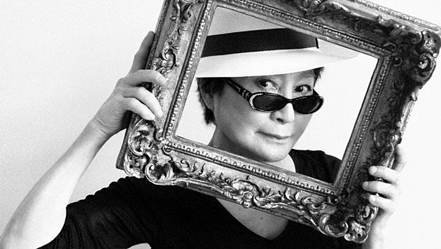 "Songs von ""Hexe"" Yoko Ono in neuem Gewand (Bild: EMI Music)"