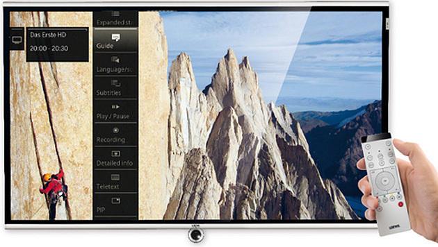 Loewe will trotz Krise weiter Luxus-TVs verkaufen (Bild: Loewe)