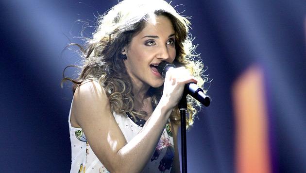 Song Contest 2013: Natália Kelly vertritt Österreich (Bild: ORF/Milenko Badzic)