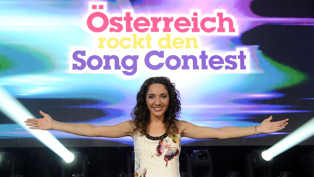 Song Contest 2013: Natália Kelly vertritt Österreich (Bild: APA/HERBERT P. OCZERET)