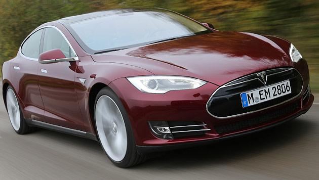 Tesla bringt in drei Jahren selbstfahrendes Auto (Bild: Tesla)