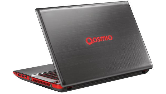 Toshibas Gaming-Laptop Qosmio X870-152 im Test (Bild: Toshiba)