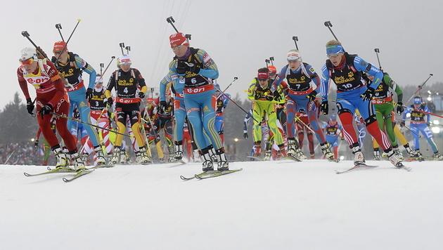 ÖSV-Team reist zum 2. Mal in Folge ohne Medaille ab (Bild: EPA)