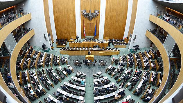 ÖVP will nun auch Burgstaller ins Parlament zitieren (Bild: APA/ROBERT JAEGER)