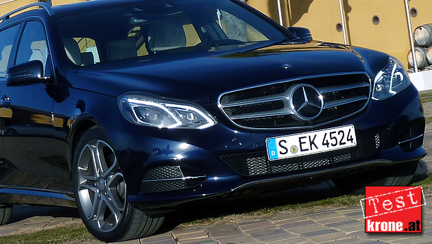 Mercedes E-Klasse in Perfektion: Edel von 4,1 l bis 585 PS (Bild: Stephan Sch�tzl)