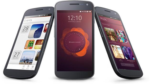 Ubuntu Phone: Testversion kommt noch diese Woche (Bild: Canonical)