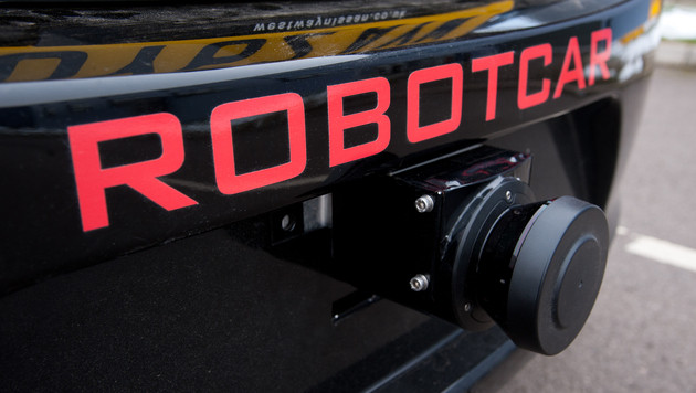 Uni Oxford will Roboterautos leistbar machen (Bild: (c) John Cairns)