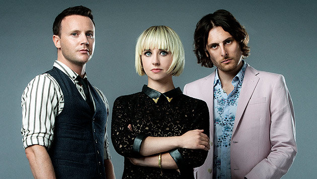 Wales-Rocker The Joy Formidable mit neuem Album (Bild: Warner Music)