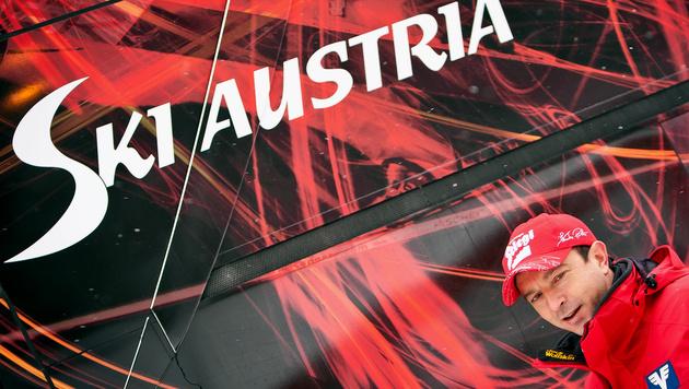 """Alex Pointner: """"Wir k�mpfen in allen Springen um Gold"""" (Bild: APA/EXPA/J�RGEN FEICHTER)"""