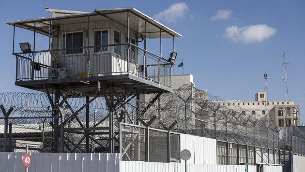 """Israel: """"Gefangener X"""" erhängte sich laut Gericht in Zelle (Bild: EPA)"""