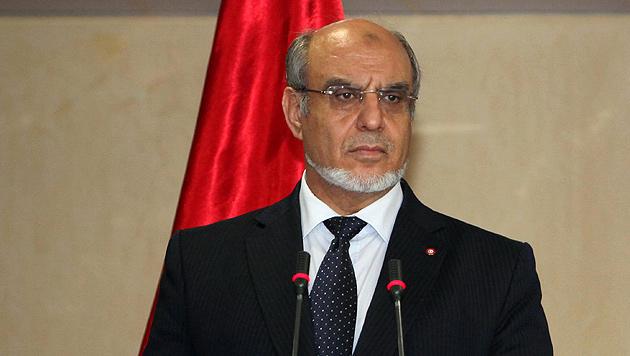 Tunesiens Regierungschef Jebali tritt zur�ck (Bild: EPA)