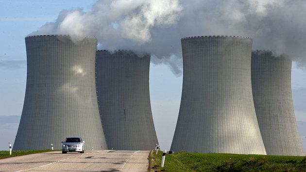 """""""Wenn wir Temelin abschalten, wird es in Wien dunkel"""" (Bild: EPA)"""