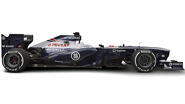 Williams fährt ab 2014 mit Mercedes-Motoren (Bild: WilliamsF1.com)