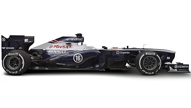 Williams präsentiert als letztes F1-Team den neuen Boliden (Bild: WilliamsF1.com)