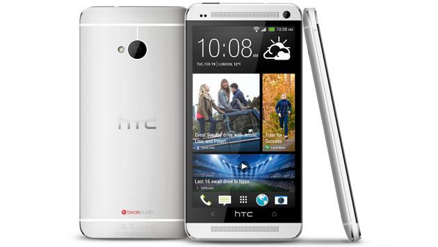 HTC schickt Full-HD-Smartphone ins Rennen (Bild: EPA)
