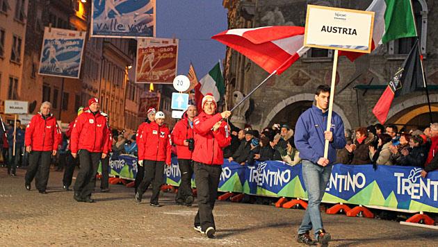 Nordische Ski-WM von FIS-Präsident offiziell eröffnet (Bild: APA/EXPA/JÜRGEN FEICHTER)