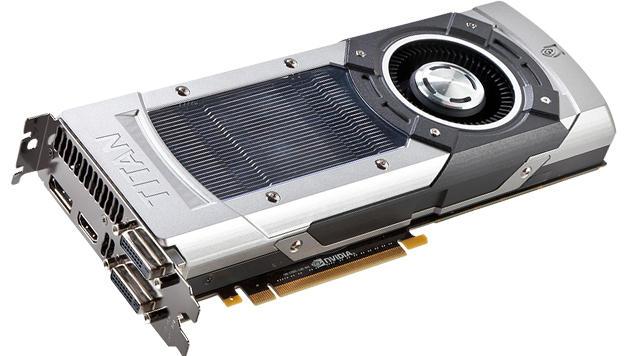 Nvidia greift mit Geforce GTX Titan nach den Sternen (Bild: Nvidia)