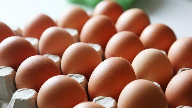 Tiroler starb an Salmonellen: Eier aus Bayern? (Bild: dpa/Malte Christians)