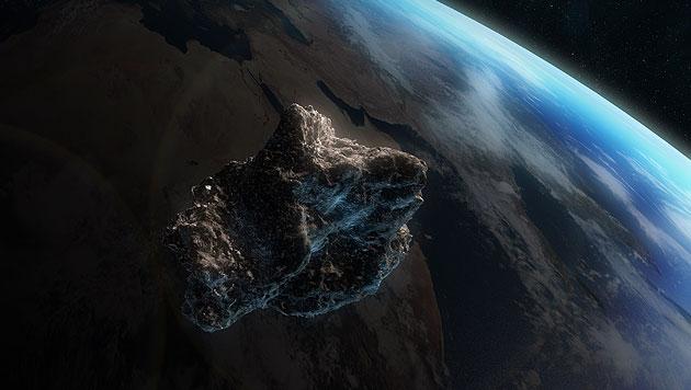 ESA will verst�rkt nach kleineren Asteroiden suchen (Bild: thinkstockphotos.de (Symbolbild))
