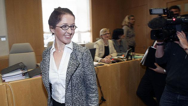 Einladungen von Banken: Monika Rathgeber gesteht (Bild: APA/NEUMAYR/MMV)