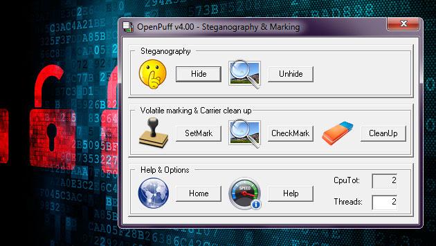"""""""OpenPuff"""" macht Dateien praktisch unauffindbar (Bild: thinkstockphotos.de, embeddedsw.net)"""