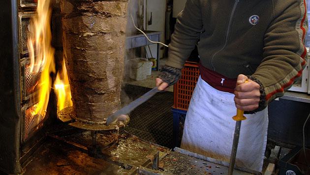 Pferdefleisch jetzt auch in Wiener Kebab-Spie� (Bild: APA/Barbara Gindl)