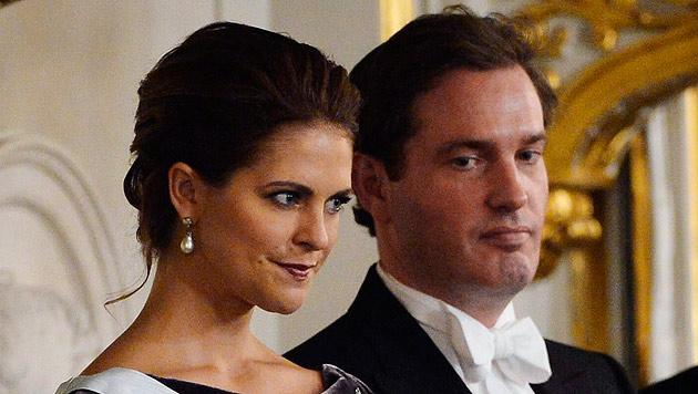 Prinzessin Madeleine enthüllt Hochzeitspläne (Bild: EPA)