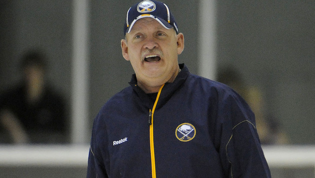 Vanek-Klub Buffalo trennt sich von Coach Lindy Ruff (Bild: APA/HELMUT FOHRINGER)