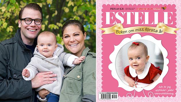 Estelle: Zum ersten Geburtstag gibt es ihre Autobiografie (Bild: kungahuset.se/Kate Gabor, Expressen)