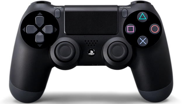 PS4-Controller funktioniert auch an Windows-PCs (Bild: Sony)