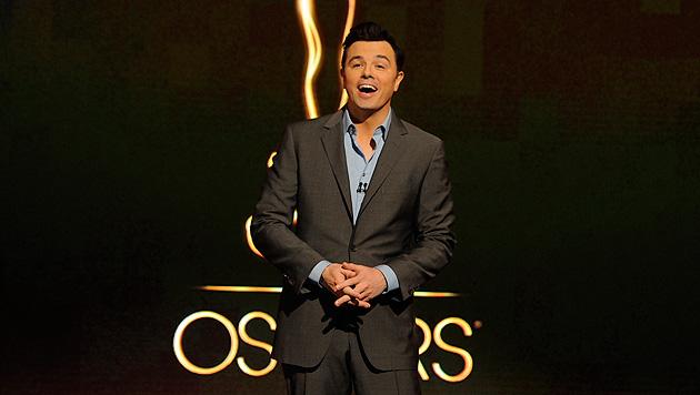 Seth MacFarlane will Oscars nur einmal moderieren (Bild: AP)