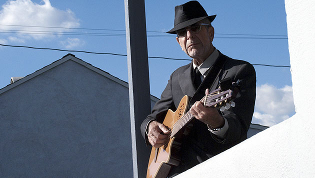 Songwriter-Genie Leonard Cohen live in Wien zu Gast (Bild: Dominique Issermann)
