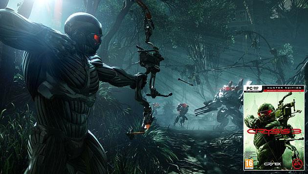 """Wundersch�nes Action-Feuerwerk: """"Crysis 3"""" im Test (Bild: EA)"""