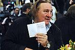 """Depardieu wohnt in der """"Straße der Demokratie"""""""