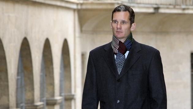 Schwiegersohn entlastet Spaniens König Juan Carlos (Bild: EPA)