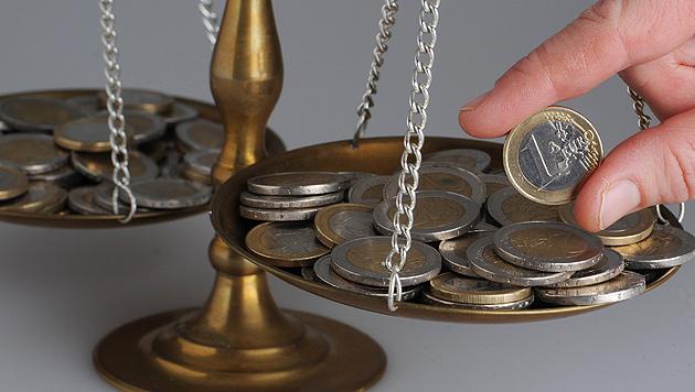 Länderfinanzen bringen Spannung in die Plenarwoche (Bild: dpa/Armin Weigel)