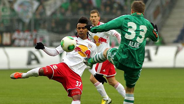Salzburg und Rapid trennen sich im Schlager 3:3 (Bild: APA/Daniel Krug)