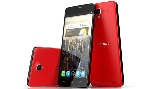 Alcatel bringt 5-Zoll-Smartphone mit Full-HD-Display (Bild: Alcatel)