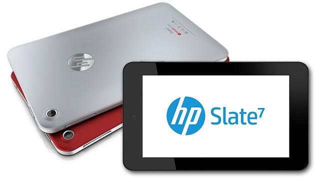 HP Slate 7 im Test: Das kann das Jedermann-Tablet (Bild: HP, krone.at-Grafik)