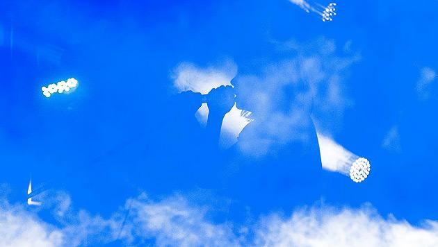 Kanadier Crystal Castles beehrten die Wiener Arena (Bild: Andreas Graf)