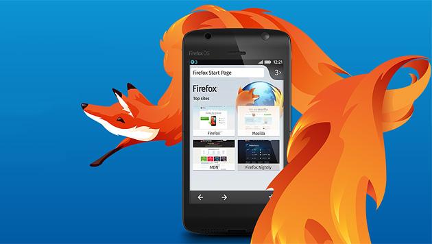 Mozilla gibt den Startschuss für sein Firefox OS (Bild: Mozilla.org)