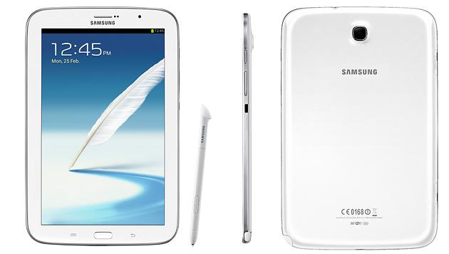 Samsung: Kein S4, dafür neues Galaxy Note 8.0 (Bild: Samsung)