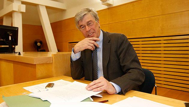 Sbg: Anwalt des Landes legt sein Mandat zurück (Bild: Markus Tschepp)
