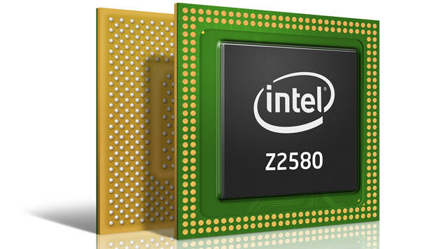 Intel zeigt neue Dual-Core-CPUs für Smartphones (Bild: Intel)