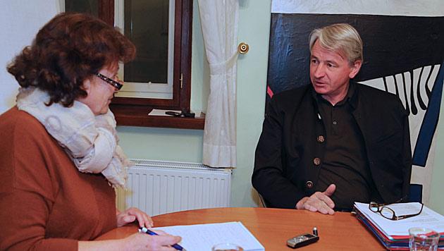 """Kulterer: """"Man wollte Geständnis von mir erzwingen"""" (Bild: Uta Rojsek-Wiedergut)"""