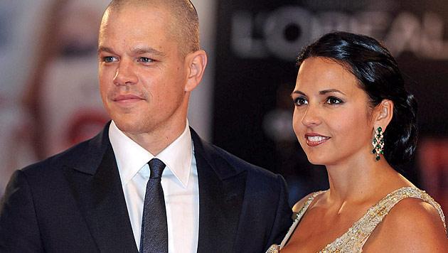 Matt Damon will seiner Frau erneut das Jawort geben (Bild: EPA)