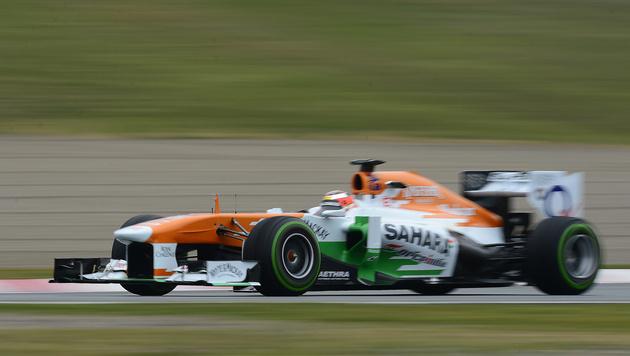 Bianchi ersetzt Razia als Marussia-Stammfahrer (Bild: AP)