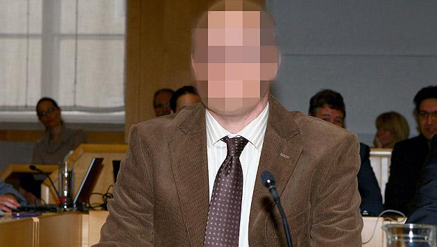"""Rathgebers Kollege: """"Meine Unterschrift 104 Mal kopiert"""" (Bild: APA/NEUMAYR/MMV)"""